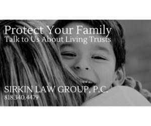 Call us to talk to us to talk about Living Trusts.